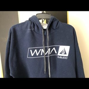 Gildan hooded sweatshirt L